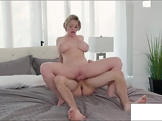 blowjob, big tits, cowgirl, cunnilingus, doggystyle, facial