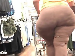 hidden camera, bbw, voyeur, big ass, ghetto, black