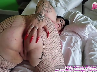 bbw, brunette, pov, german, hd videos, tattoo