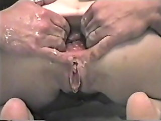 double penetration, anal, gaping, fisting, compilation,